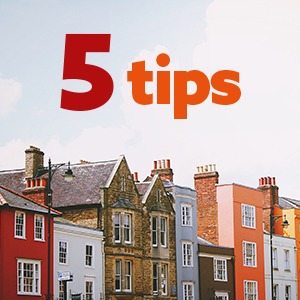 Five tips for avoiding the pitfalls of buying a property with your child 8