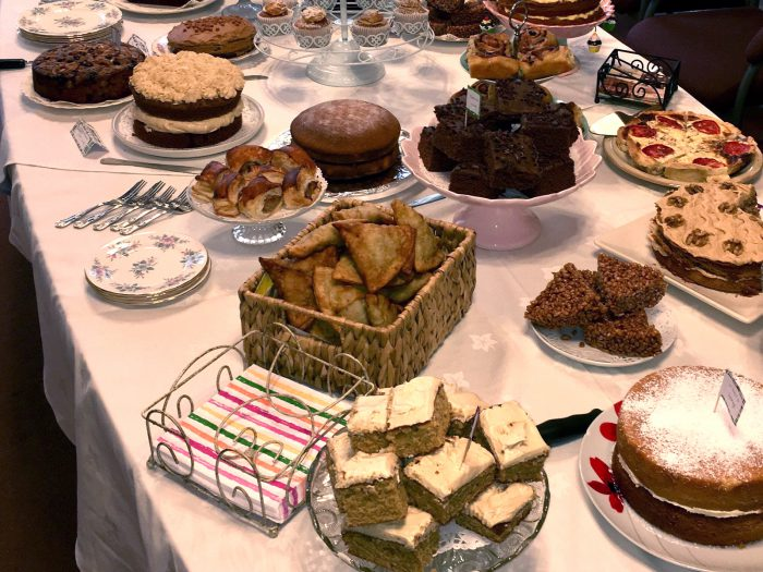 A big thank you to everyone who supported our MacMillan Coffee Morning 2