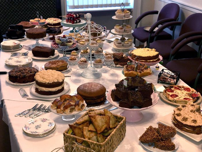 A big thank you to everyone who supported our MacMillan Coffee Morning 1