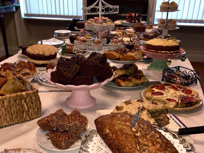A big thank you to everyone who supported our MacMillan Coffee Morning 3