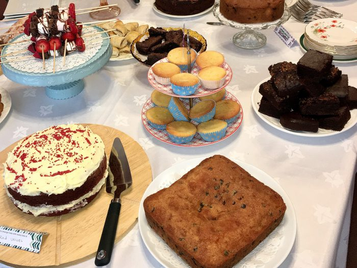 A big thank you to everyone who supported our MacMillan Coffee Morning 6